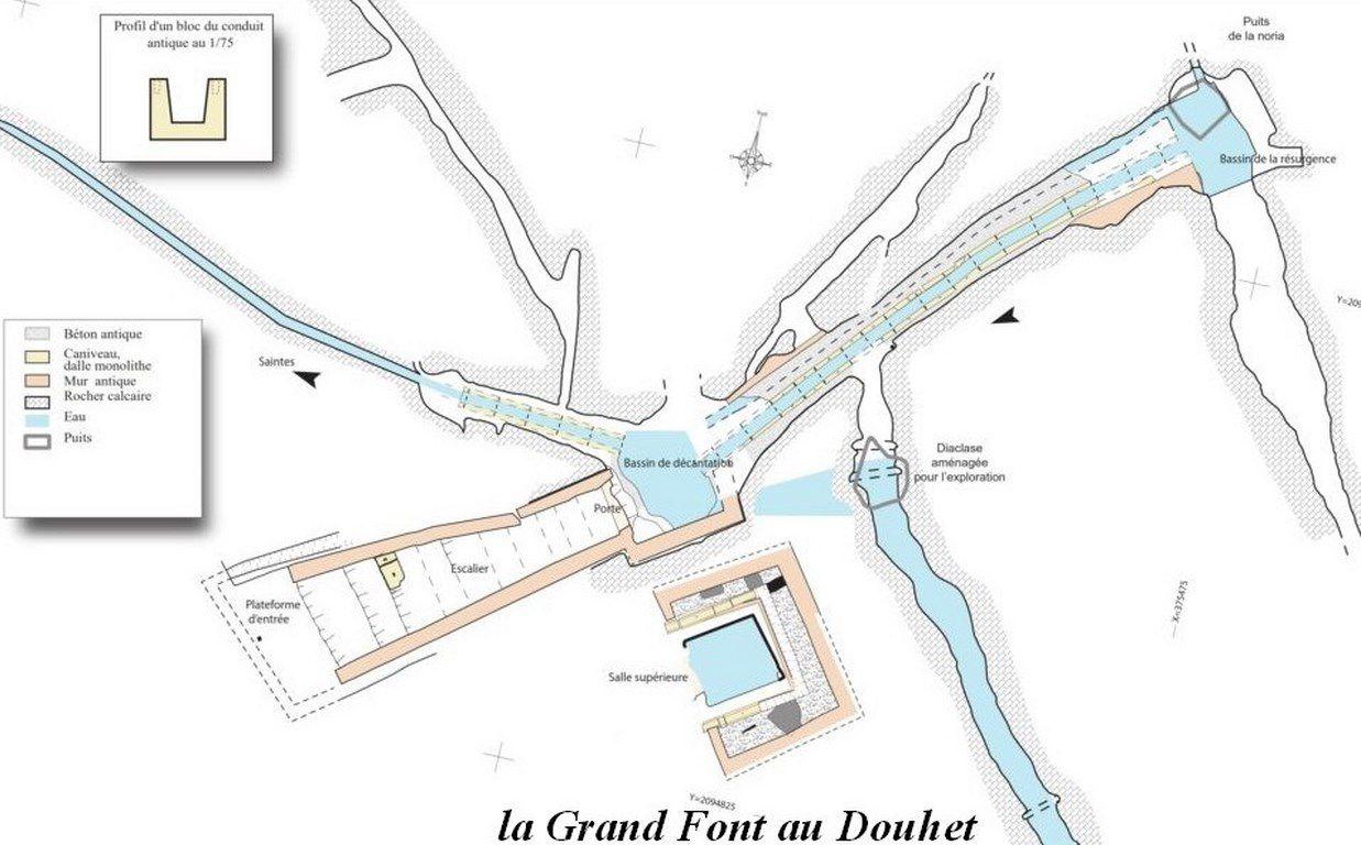 Le Douhet - la Grand Font -  Nos photos de la balade du 14 septembre 2021
