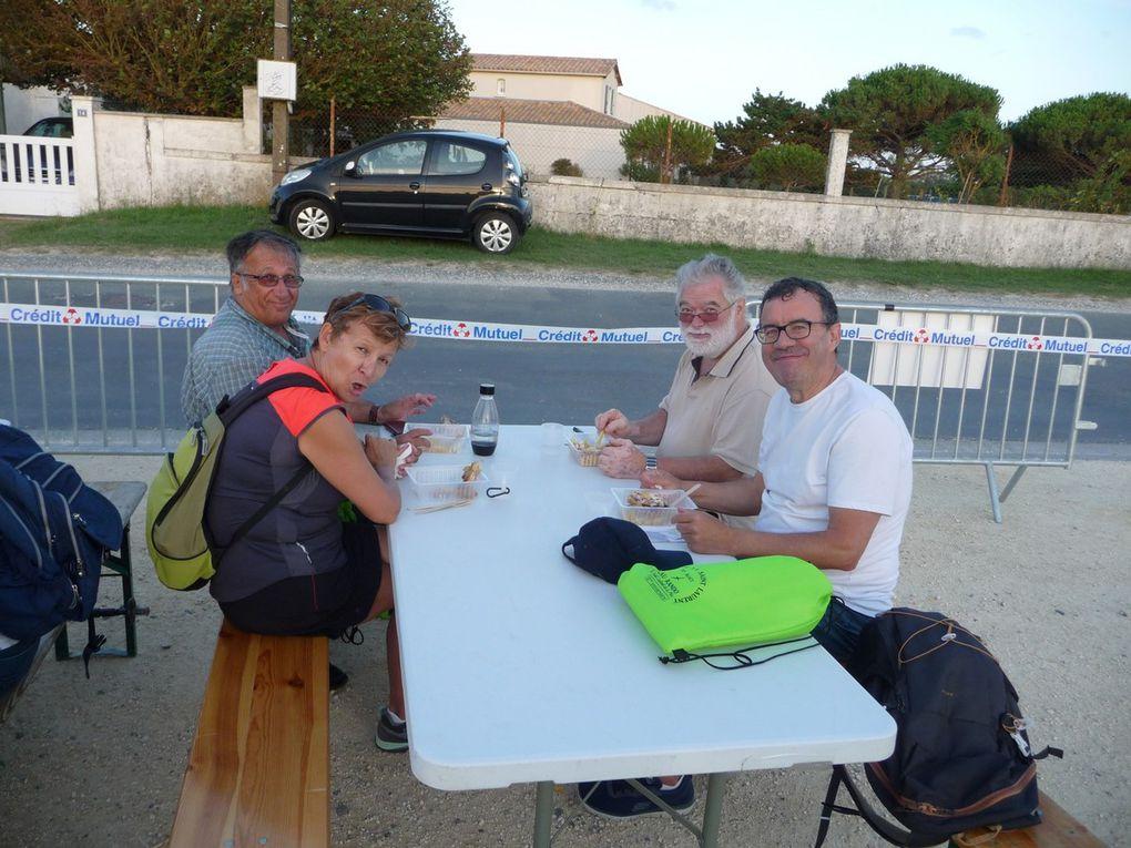Randonnée de la St Laurent organisée par l'association LAURANDO