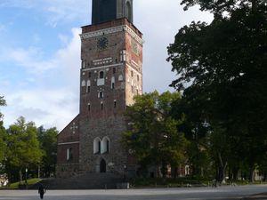 De Helsinki à la frontière russe.
