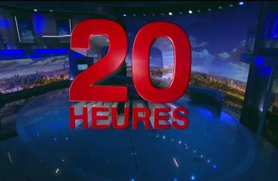 Le Jt de la chaîne d'Etat France 2 avertit des restaurateurs du risque de fermeture administrative si ils continuent à refuser de contrôler les passes sanitaires de leurs clients