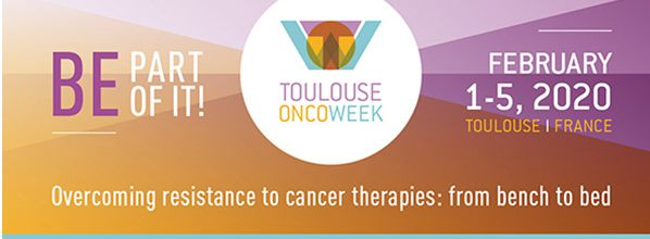 Toulouse Onco Week 2020 - Save the date!
