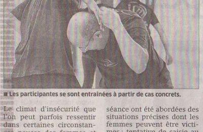 Est Republicain - 12/02/2016 - Stage Féminine