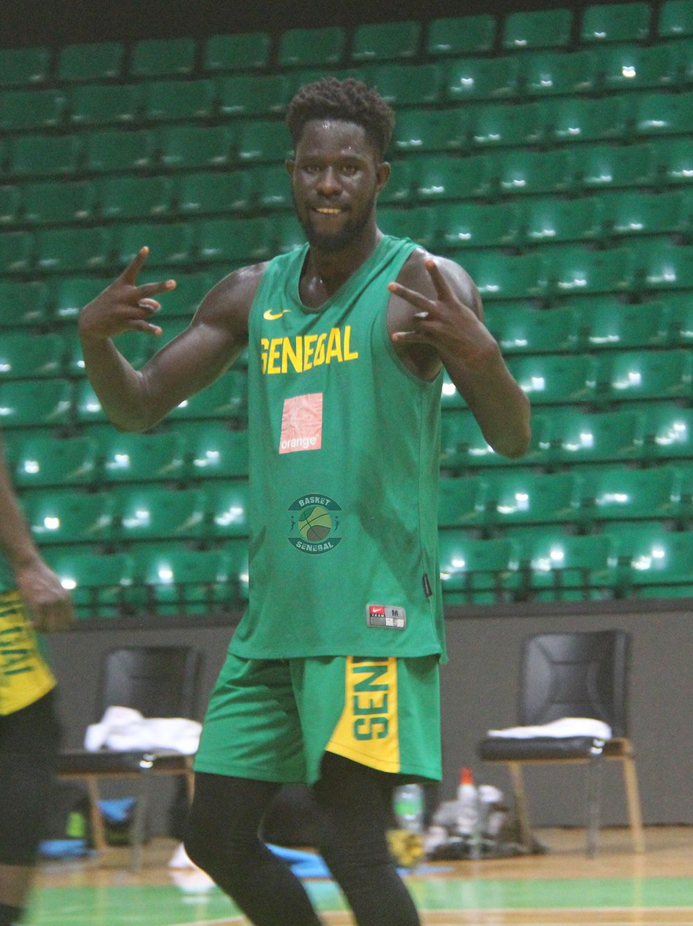 Le Sénégal entame sa deuxième phase de préparation pour l'AfroBasket 2021