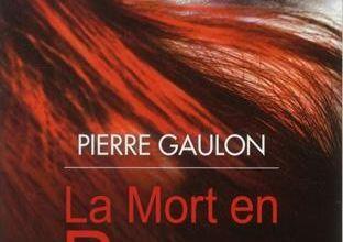La mort en rouge de Pierre Gaulon