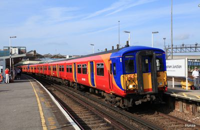 Le matériel ferroviaire des chemins de fer britanniques