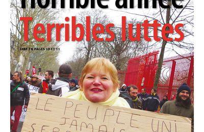 A la une de Liberté Hebdo n°1460