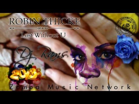 """FLAMENCO KIZOMBA TWO (Dj Rams Remix on """"Lost Without You""""  by Robin Thicke)"""