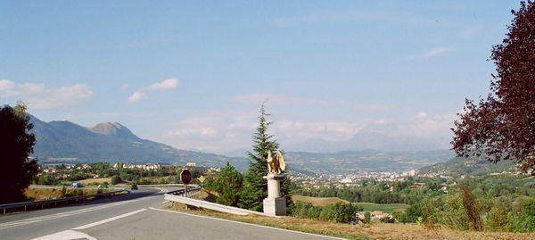 RN85 Route Napoléon - Bicentenaire du retour en 2015