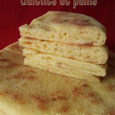 Galettes de pains