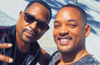 Bad Boys 3 For Life : le retour officiel en photos avec Will Smith et Martin Lawrence