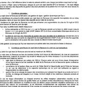 Enquête publique Loi sur l'Eau Aéroport de Roissy: Les commissaires enquêteurs refusent d'organiser une réunion publique