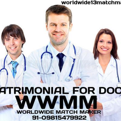 DOCTORS MATCHMAKING IN UNITED STATES OF AMERICA (USA) FOR DOCTORS 91-09815479922//MATCHMAKING IN UNITED STATES OF AMERICA (USA) FOR DOCTORS