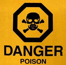 du poison, vous dis-je !