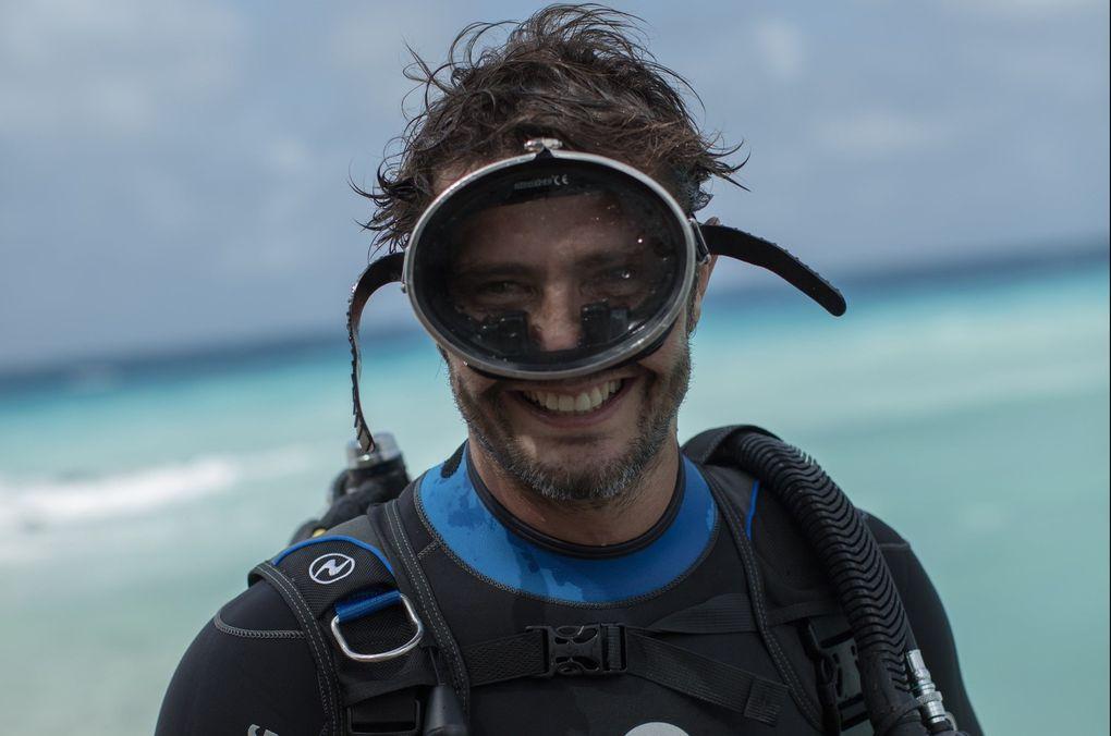 Frères de Sport Scuba Diving documentaire inédit de Bixente Lizarazu sur @lequipe21 !