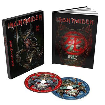 Senjutsu le 17ème album studio du groupe Iron Maiden se hisse troisième du Billboard 200