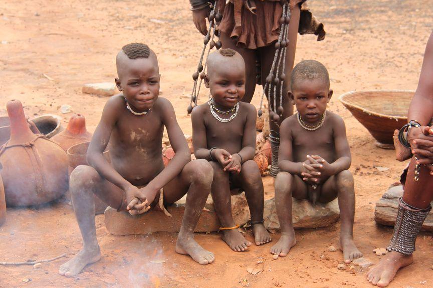 Untouracinq en terre Himba