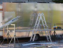 Caravane à la sauce Airstream... (mise à jour du 24/04/2009)