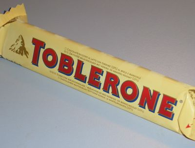 Le Toblerone a 100 ans !