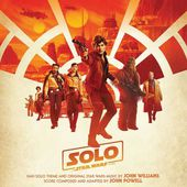 SOLO: A STAR WARS STORY - Original Motion Picture Soundtrack - John Powell - www.lomax-deckard.de