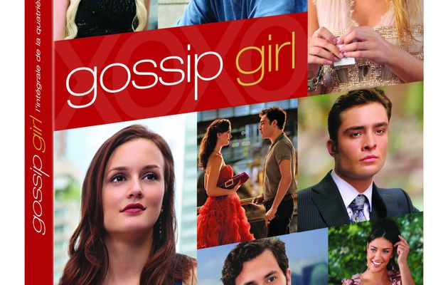 Gagnez l'intégrale de Gossip Girl Saison 4 !