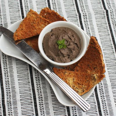 Snap's Smooth Venison Pate