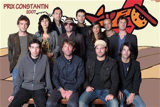 Daphné Prix Constantin (le 22/11 sur France 2)