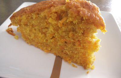 Carrot Cake Vanillé
