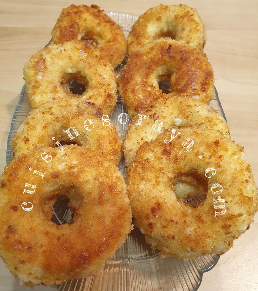 Donuts de poulet au fromage