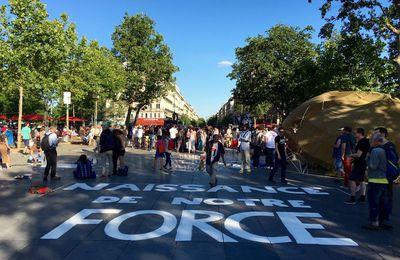 Dès le 31 août Nuit Debout fait sa rentrée !