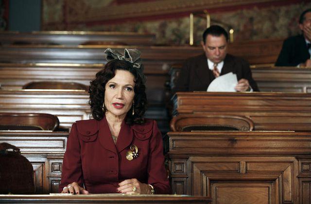 Ce 30 avril, Clémentine Célarié dans la peau de Marthe Richard.