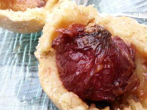 Oignons rouges en pâte à sel - Angel's Kitchen
