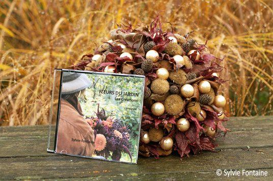 CD-Livre Numérique Fleurs du Jardin