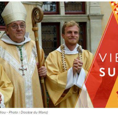 23 juin : Deux ordinations sacerdotales dimanche à la cathédrale