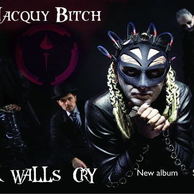 Jacquy Bitch's new album - OUT SEPTEMBER 2010