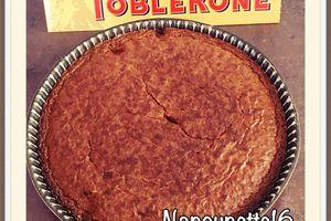 Brownie au Toblerone