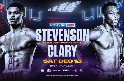 Stevenson vs. Clary en direct dans la nuit de samedi à dimanche sur beIN SPORTS !