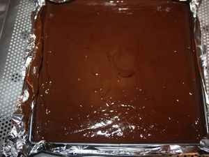 TARTE CHOCOLAT ORANGE