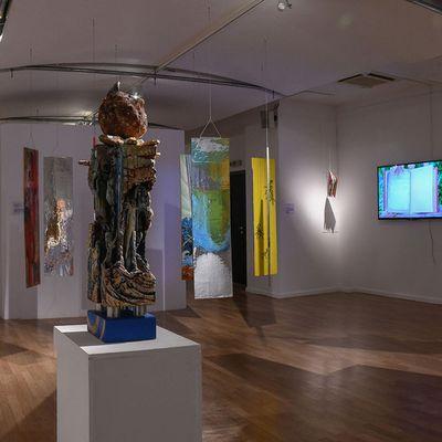 Tribulations Archipéliques - Exposition Tropiques Atrium Scène Nationale - Octobre 2018