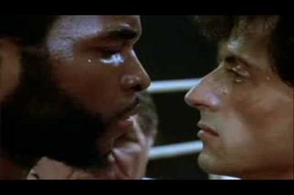 "Cadeau - Montage ""Eyes of the tiger""/Rocky III"