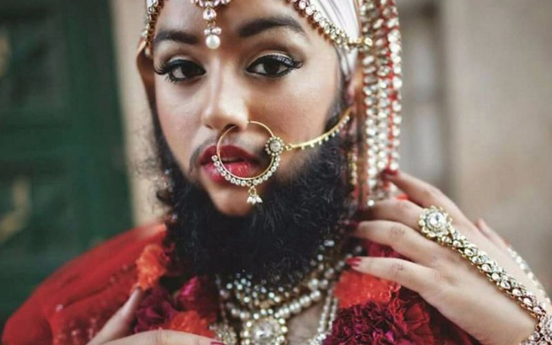 Harnaam Kaur, the Bearded Lady