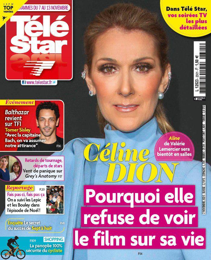 La une des nouveaux numéros de la presse TV : Balthazar, Valérie Lemercier, Stéphane Bern...