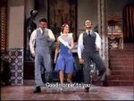 """GOOD MORNING"" du film ""Singing in the Rain"""
