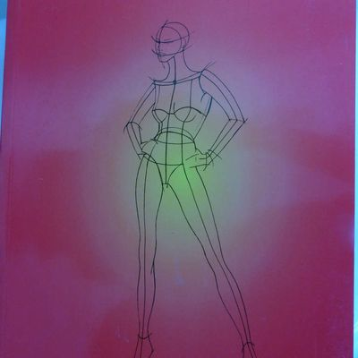 Figure Drawing- For Fashion Design