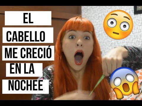 ¿EL CABELLO CRECE 2CM POR NOCHE? || FUNCIONA ♥
