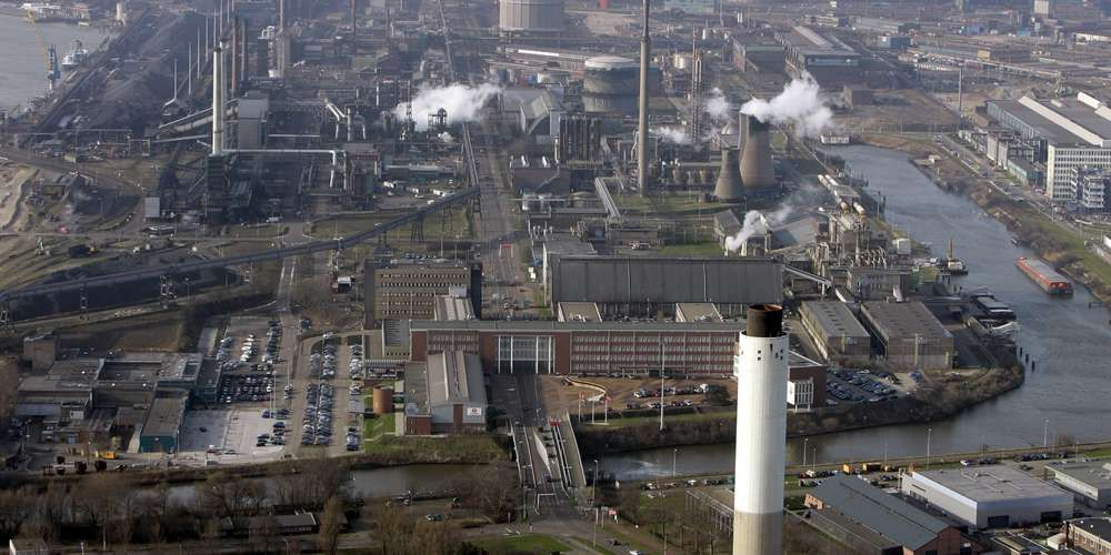 pollution-industrielle