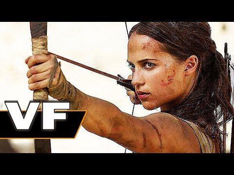 Tomb Raider, la bande-annonce !