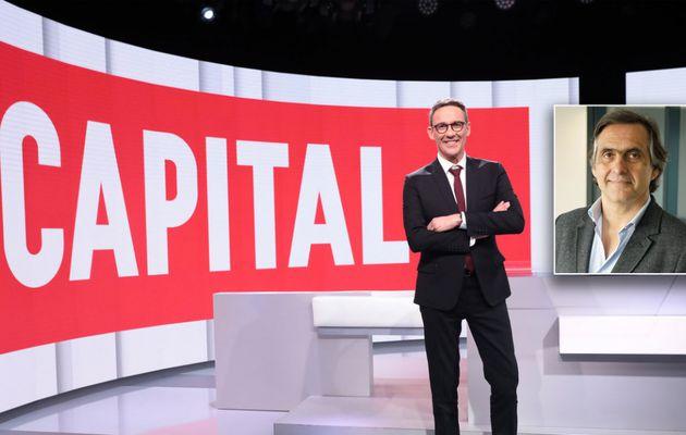Emmanuel Chain invité de « Capital » ce dimanche sur M6