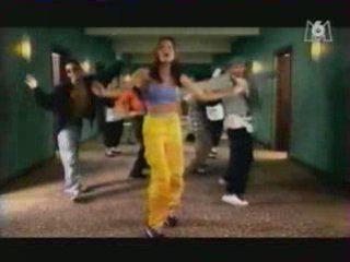 "Sandy Valentino ""Pourquoi ?"" 1998 (vidéo)"