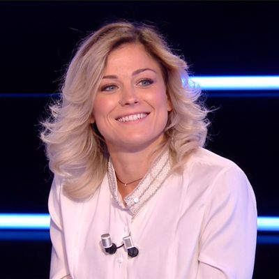 Laure Boulleau Canal Football Club Canal+ le 22.11.2020