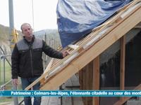 """Colmars les Alpes se montre à """"Météo à la carte"""" le 28 mai 2019"""